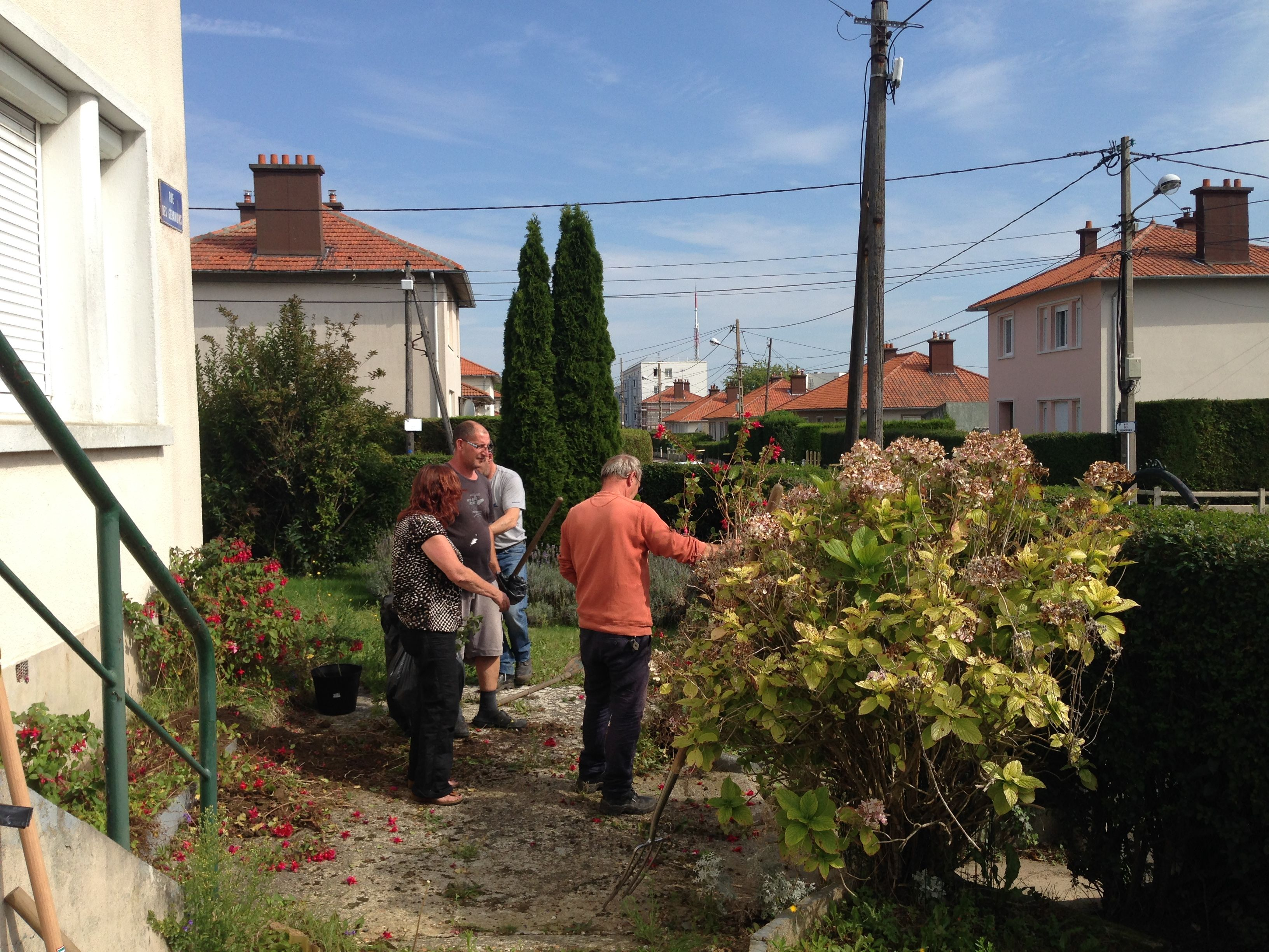 Troc aux plantes cit jardin for Jardin aux plantes